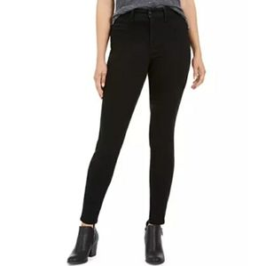 Style & Co Curvy High Rise Skinny Jeggings